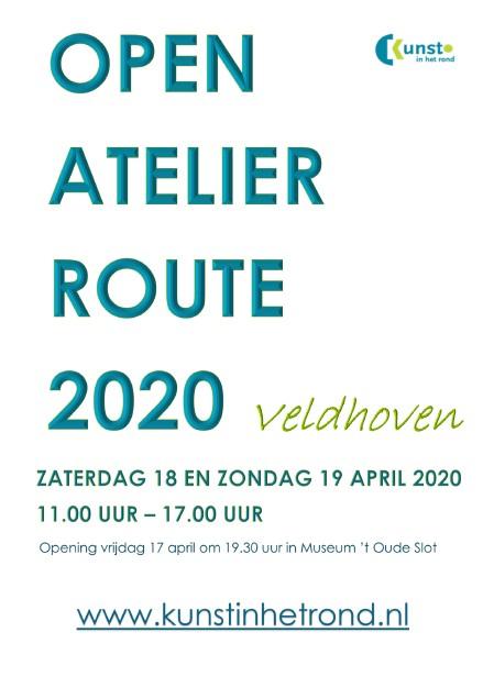 Atelierroute Veldhoven 2020
